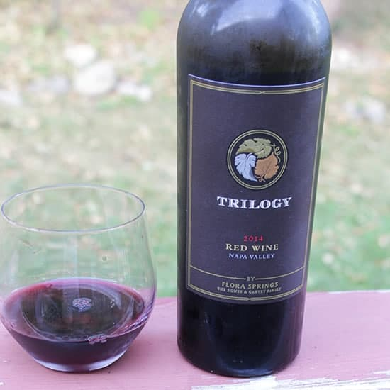 Trilogy Red Wine from Flora Springs