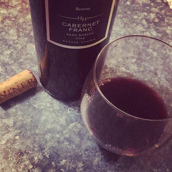 Niner Wine Estates Cabernet Franc