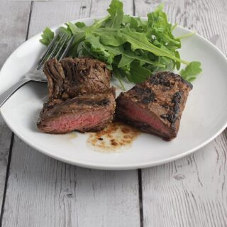 easy grilled steak tips recipe