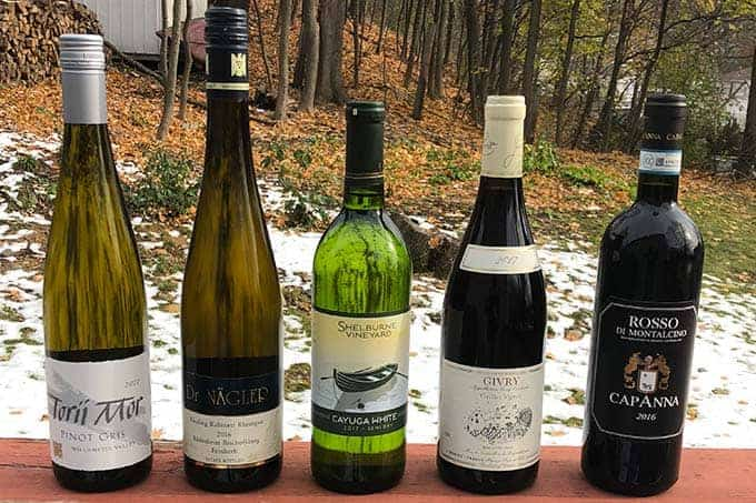 5 Thanksgiving wine picks for a great feast