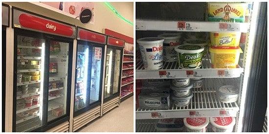 Dean's Dip at Target