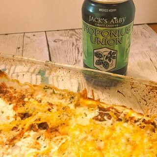 New England Beer and Food for the Big Game