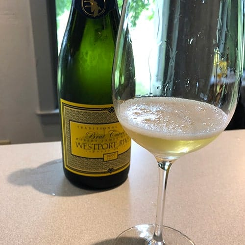 2007 Westport Rivers Brut Cuvee