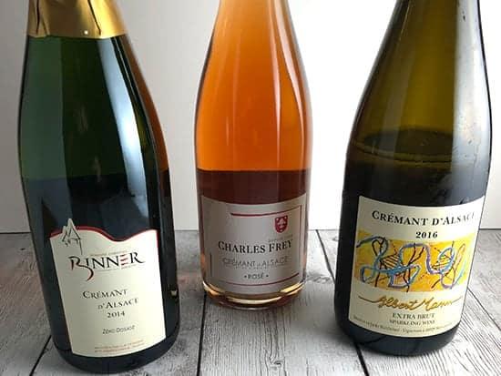Crémant d'Alsace lineup