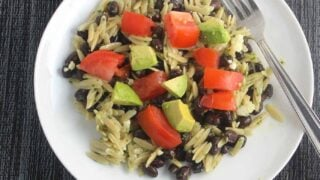 Orzo with Cilantro Pesto and a Cerasualo d'Abruzzo | Cooking Chat