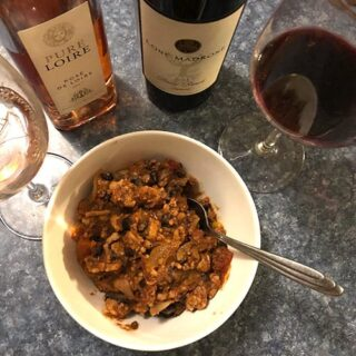 Wine with Chili: February Edition of Wine Pairing Problems