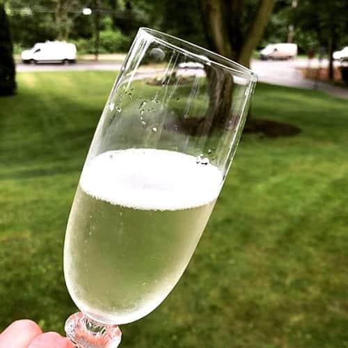 glass of Prosecco Superiore