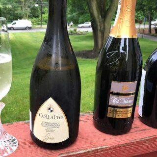 Prosecco Superiore: The Special Italian Sparkling Wine Lives Up To Its Name #ItalianFWT
