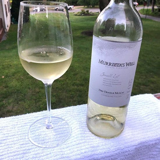 Murrieta's Well Dry Orange Muscat